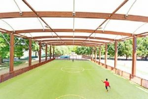 Covered Recreational Space
